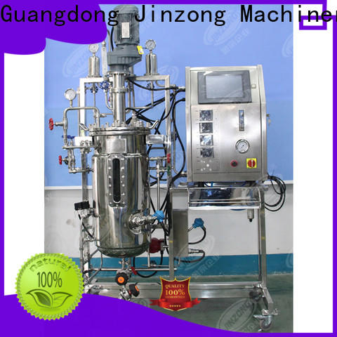 Jinzong Machinery yga glass lined mixing tank company for reaction