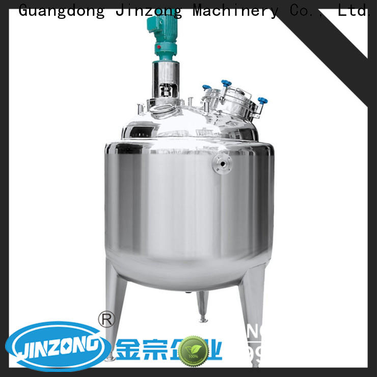 Jinzong Machinery yga fermentation machine for sale for food industries