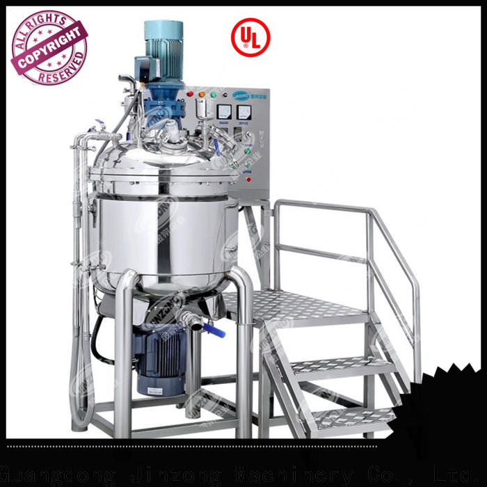 Jinzong Machinery jr Isolation and purification machine factory for pharmaceutical