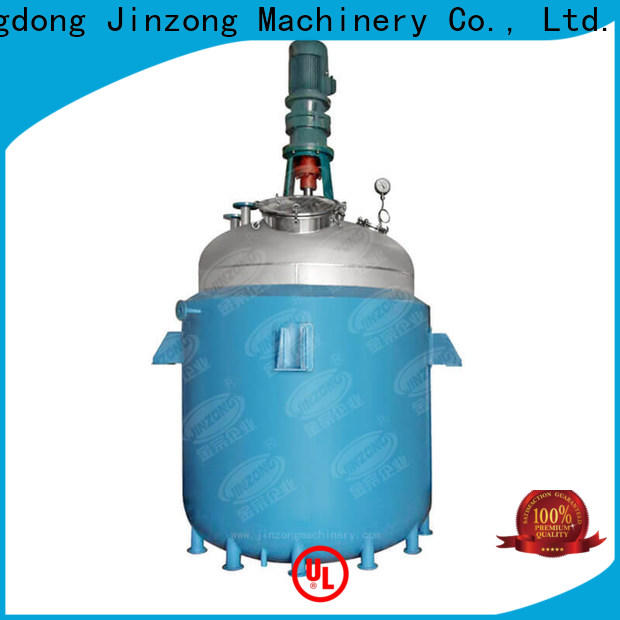 stainless steel polyester resin reactor series for business for reflux
