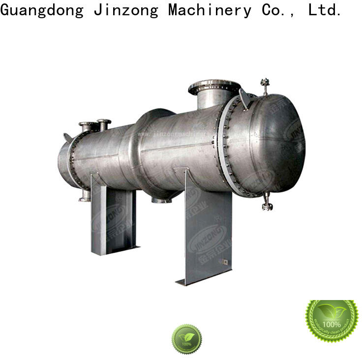 Jinzong Machinery New resin reactor suppliers for reflux