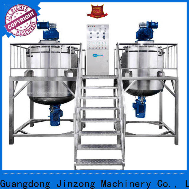 Jinzong Machinery best cosmetic equipment wholesale high speed for food industry