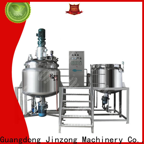 Jinzong Machinery latest pharmaceutical excipients manufacturing machine suppliers for food industries