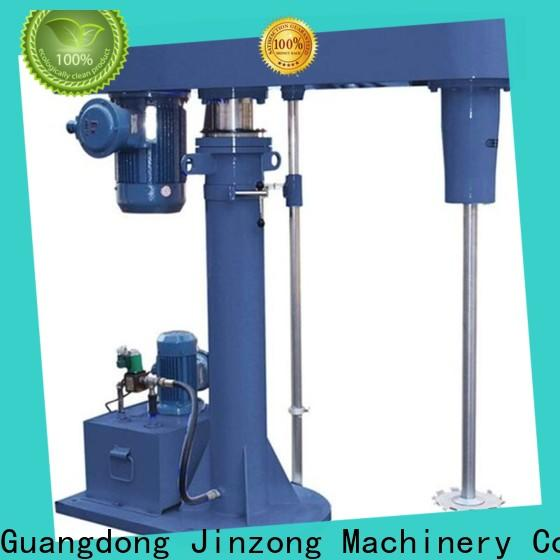Jinzong Machinery enamel high temperature reactor Chinese for chemical industry