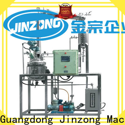 Jinzong Machinery ss chemical making machine suppliers for chemical industry