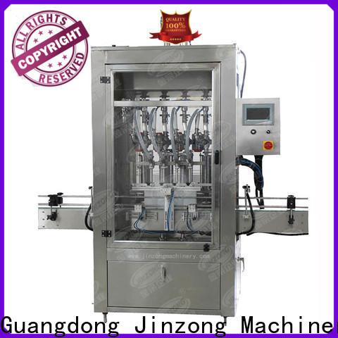 Jinzong Machinery top cosmetic cream manufacturing equipment company for nanometer materials