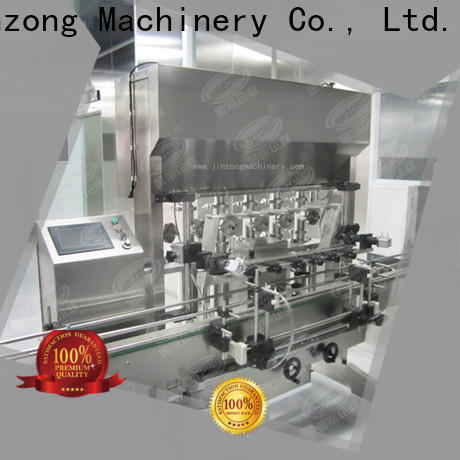 Jinzong Machinery multifunctional cosmetics equipment suppliers wholesale for petrochemical industry