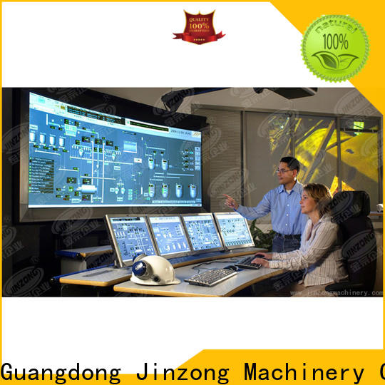 Jinzong Machinery prevention production planning system high speed for industary