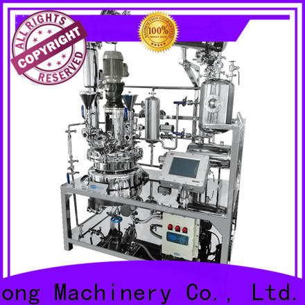 Jinzong Machinery jrf essential oil extractor factory for reaction