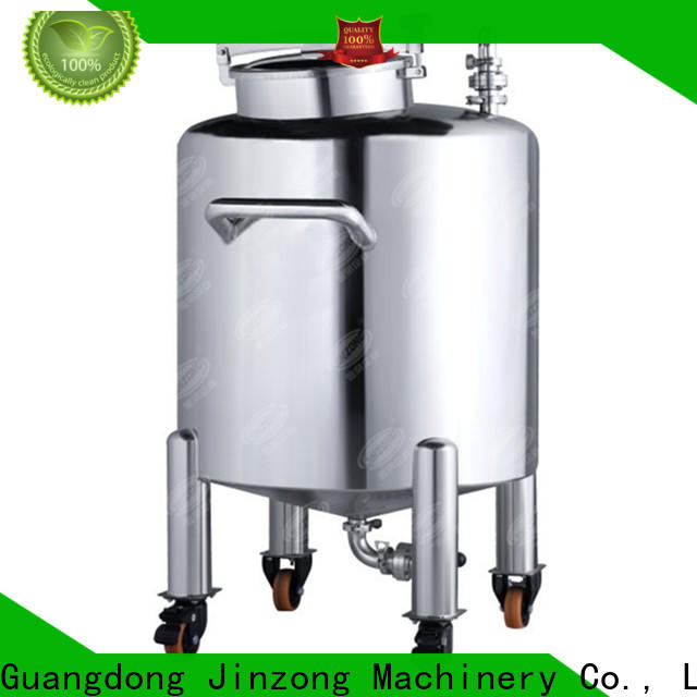 Jinzong Machinery jrf distillation evaporator suppliers for pharmaceutical