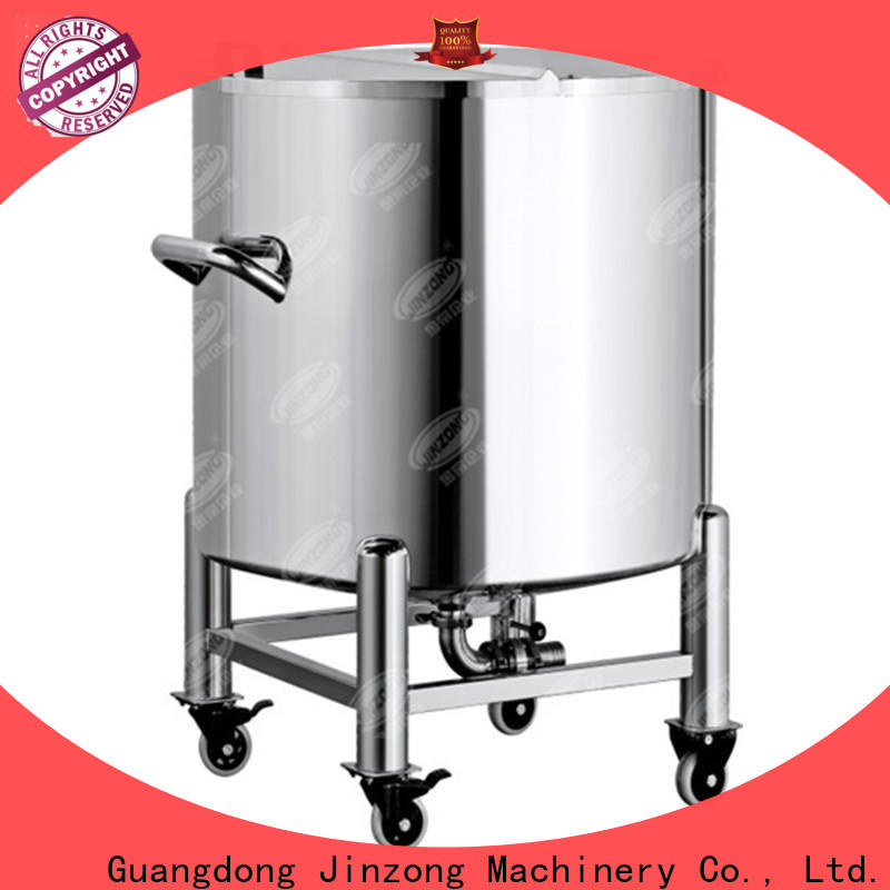 Jinzong Machinery yga Crystallization tank for sale for reaction