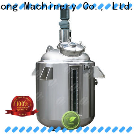 Jinzong Machinery best concentration machine for sale for reaction