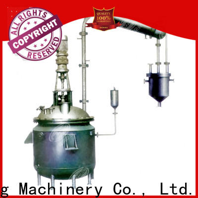 Jinzong Machinery vacuum oral liquid manufacturing plant series for food industries