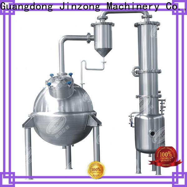 Jinzong Machinery yga Hydrolysis reaction tank factory for reflux