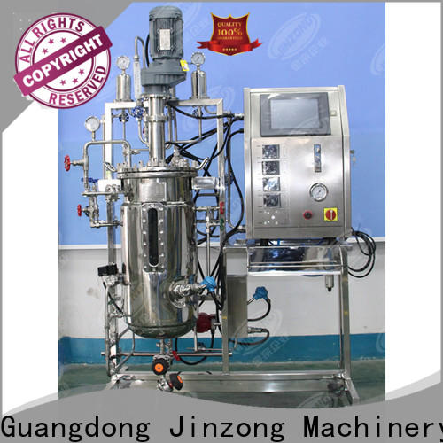 Jinzong Machinery MCC Microcrystalline cellulose manufacturing plant online for reflux