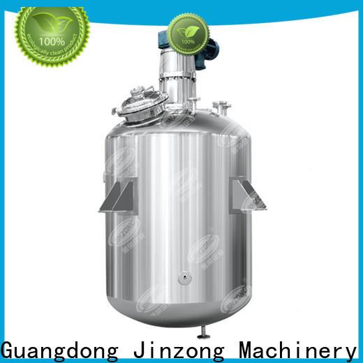 Jinzong Machinery jr fermentation machine for business for reaction