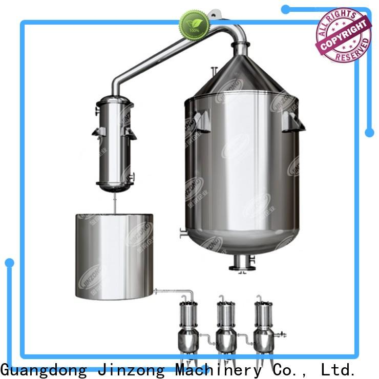 Jinzong Machinery jr Vitamin derivatives manufacturing plant online for food industries