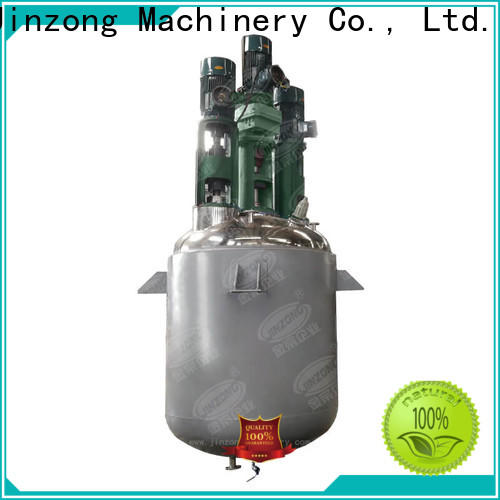 Jinzong Machinery customized acylic resin reactor company for The construction industry