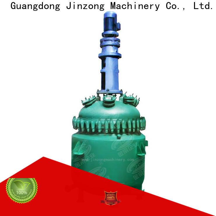 Jinzong Machinery latest lab reactor manufacturers