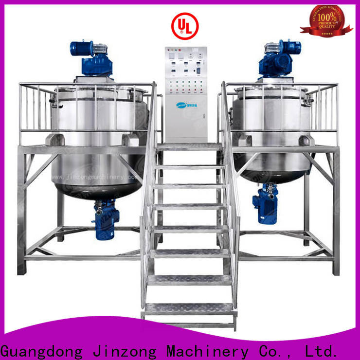 Jinzong Machinery dairy cosmetic equipment wholesale suppliers for food industry
