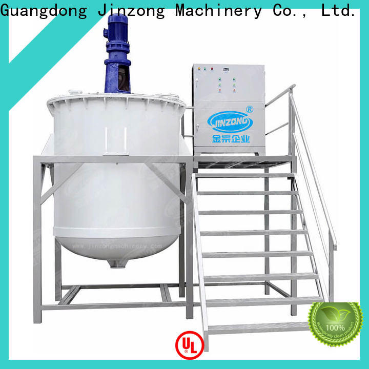 Jinzong Machinery best cosmetics tools and equipments suppliers for petrochemical industry