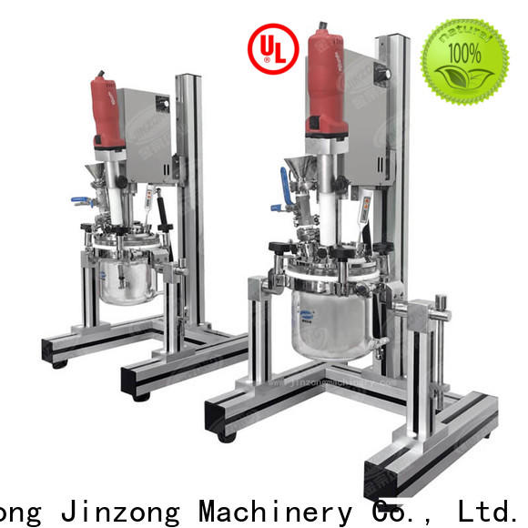 Jinzong Machinery machine cosmetic cream manufacturing equipment for business for food industry