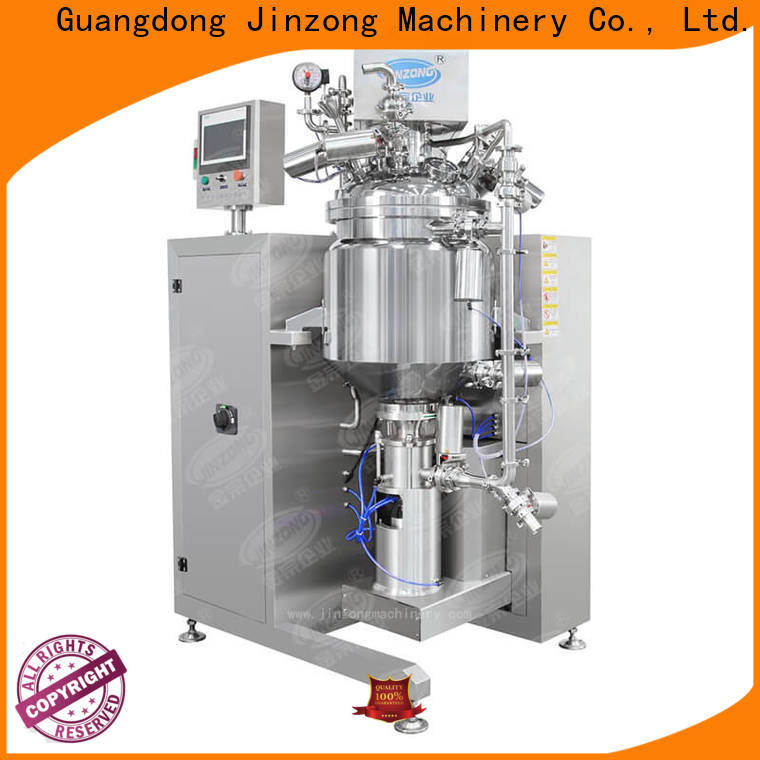 Jinzong Machinery machine pharmaceutical concentration machine company for reaction