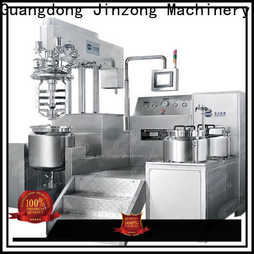 Jinzong Machinery yga mixing machine manufacturers for food industries