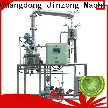 Jinzong Machinery technical chemical reaction machine factory for stationery industry