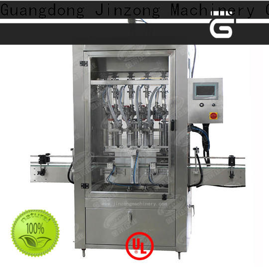 Jinzong Machinery high-quality labeling machine wholesale for paint and ink