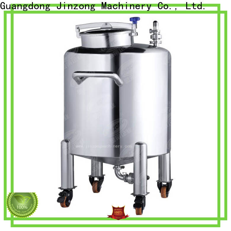 Jinzong Machinery utility cosmetic mixer machine high speed for paint and ink