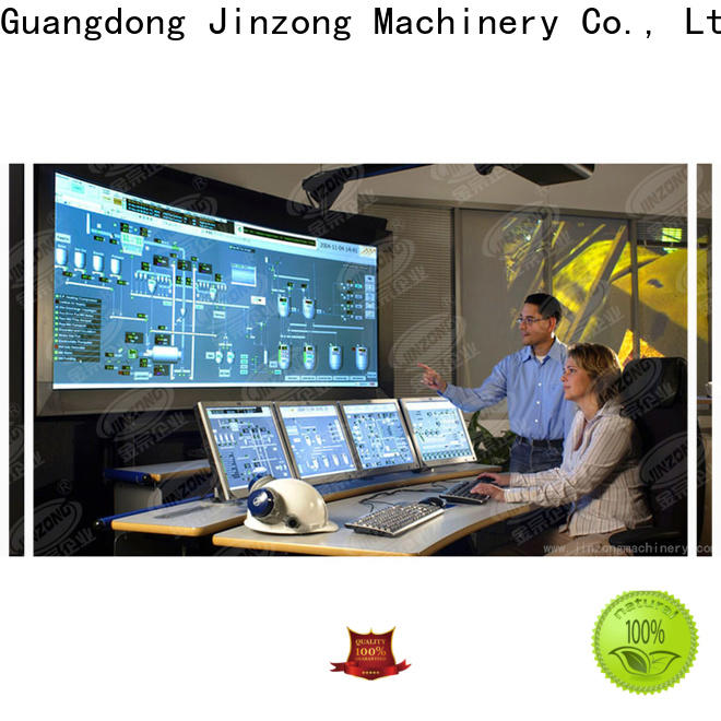 Jinzong Machinery high-quality intelligent systems high speed for factory