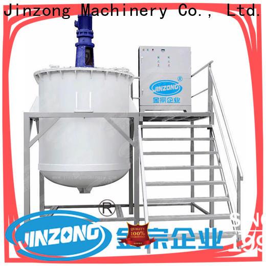 precise cosmetic equipment wholesale tank supply for nanometer materials