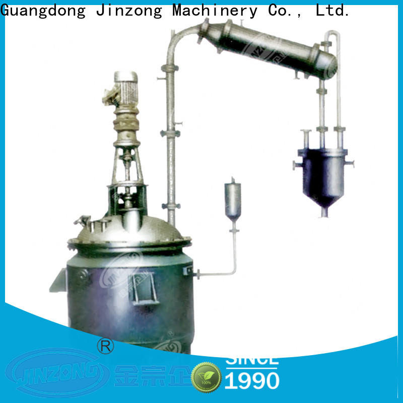 Jinzong Machinery wholesale Extraction of complex amino acids from protein production line online for reaction