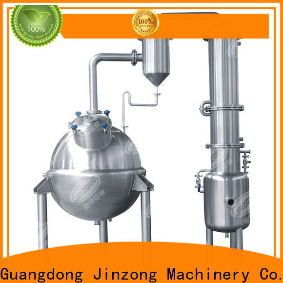 Jinzong Machinery machine pharmaceutical filling machine online for reflux