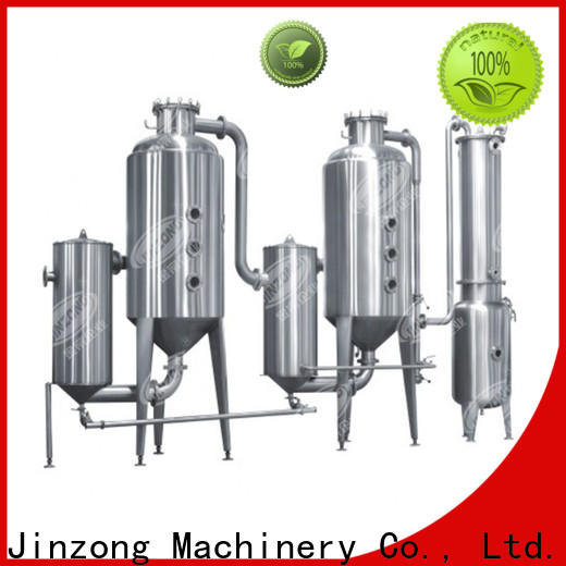 Jinzong Machinery yga Extraction of complex amino acids from protein production line factory for pharmaceutical