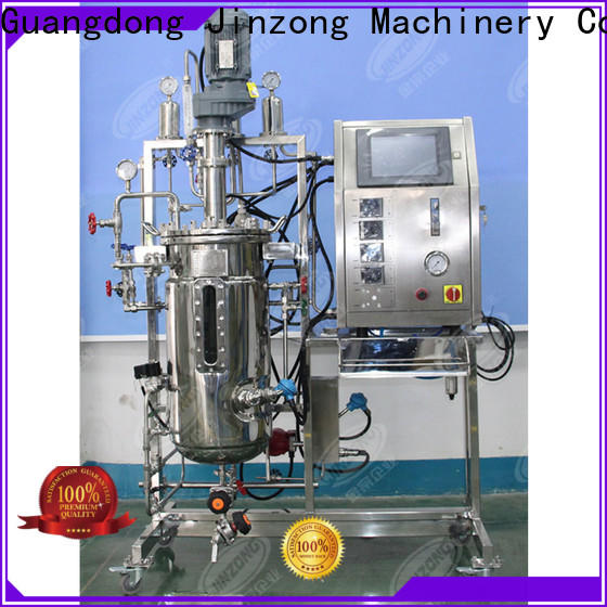 Jinzong Machinery machine pharmaceutical concentration machine supply for reflux