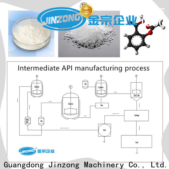 good quality Active Pharmaceutical Ingredients manufacturing plant series factory for reflux