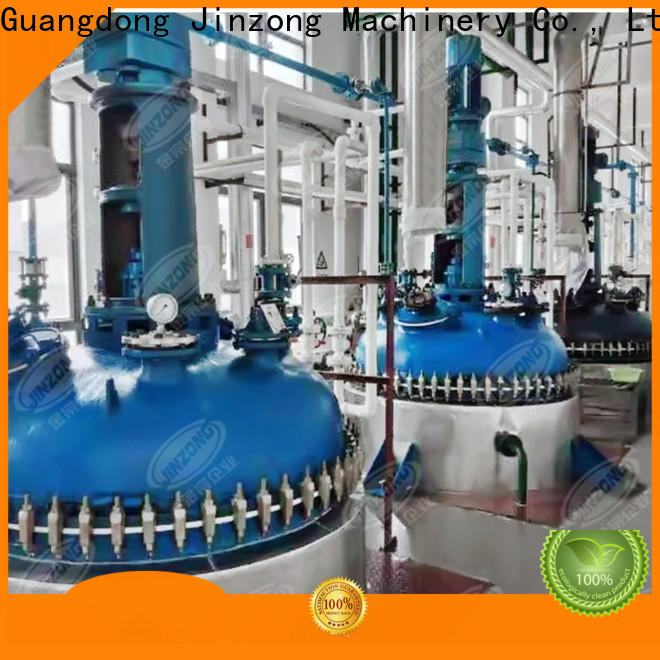 Jinzong Machinery machine pharmaceutical extraction machine for business for reflux