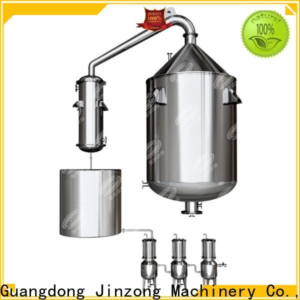 Jinzong Machinery ointment fermentation machine supply for food industries