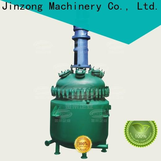 Jinzong Machinery best chemical filling machine on sale for reaction