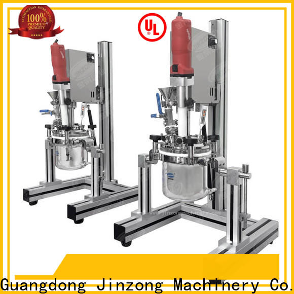 Jinzong Machinery anticorrosion emulsifying mixer for business for paint and ink