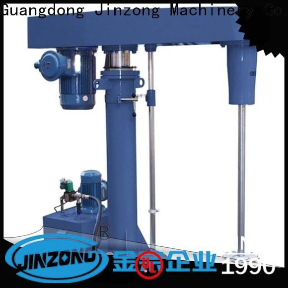 Jinzong Machinery best chemical equipment supply online