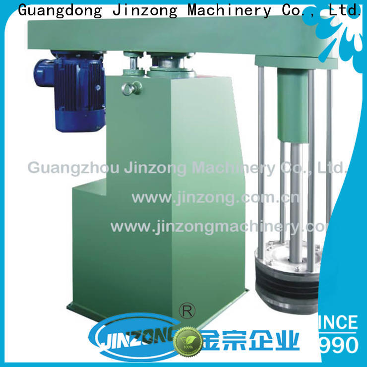 Jinzong Machinery New sand mill manufacturers company for workshop