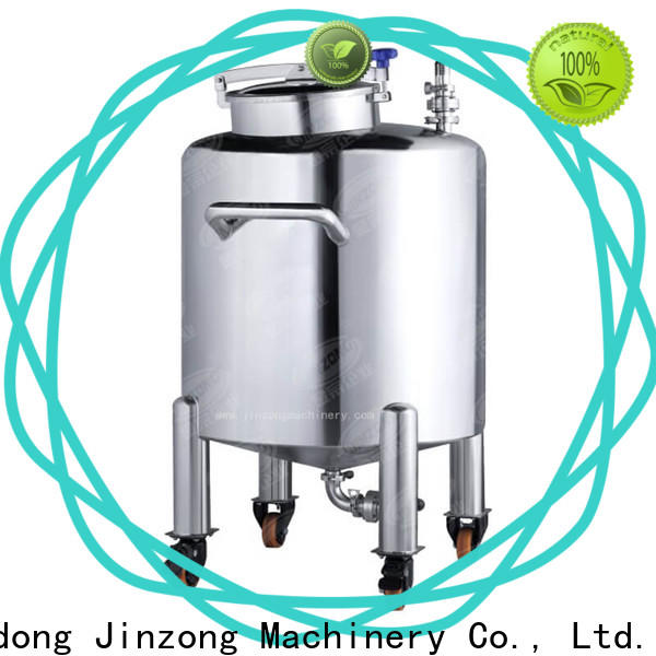 Jinzong Machinery wholesale vacuum emulsifying mixer suppliers for petrochemical industry