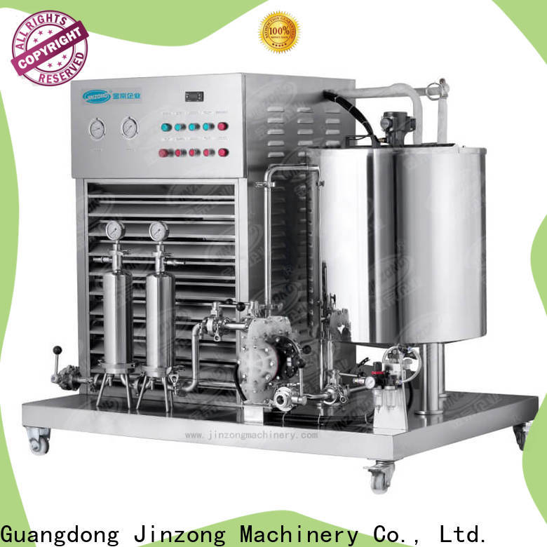 Jinzong Machinery mixer skin care products making machine high speed for paint and ink