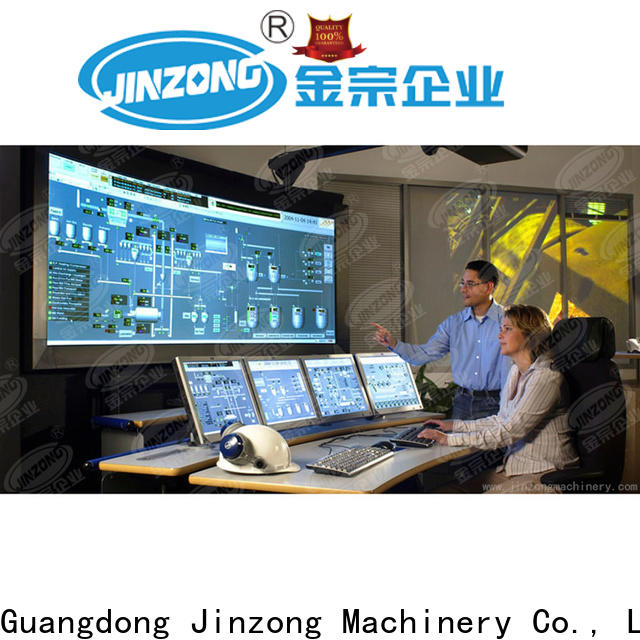Jinzong Machinery top the production system supply for factory