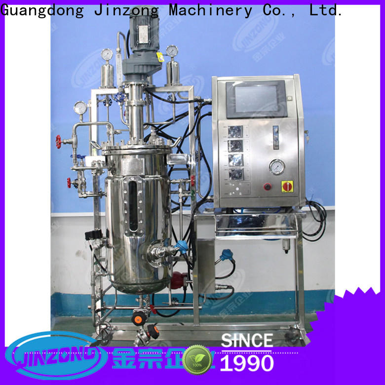 Jinzong Machinery yga syrup mixing tank for sale for reflux
