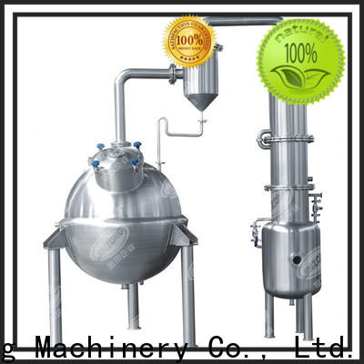 Jinzong Machinery Hydrolysis reactor suppliers for pharmaceutical