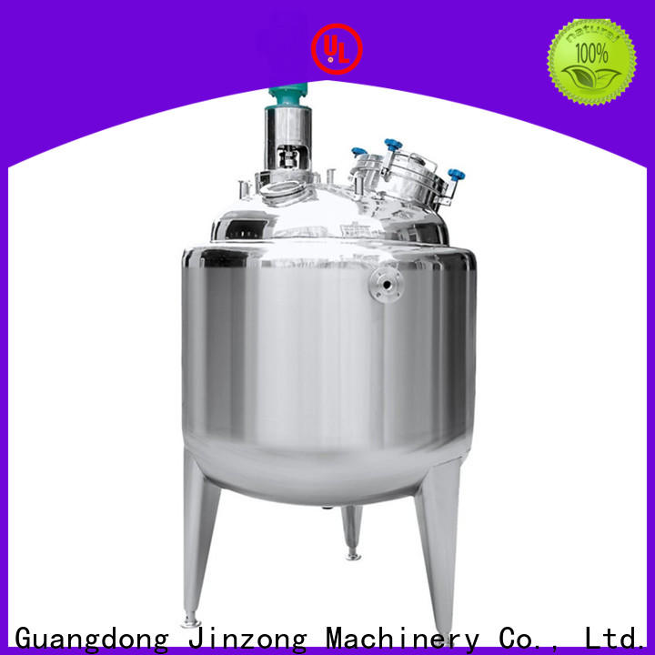 Jinzong Machinery best inline homogenizer online for pharmaceutical